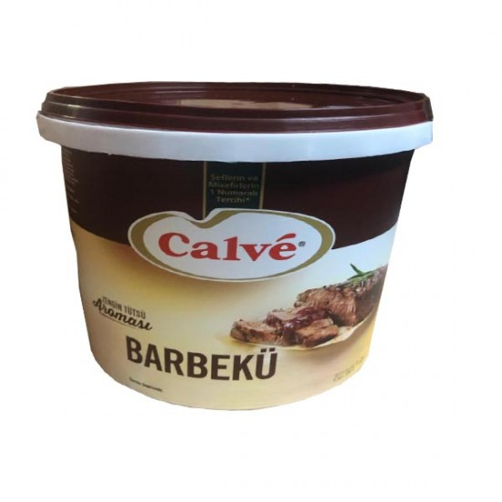 CALVE BARBEKÜ SOS 4KG