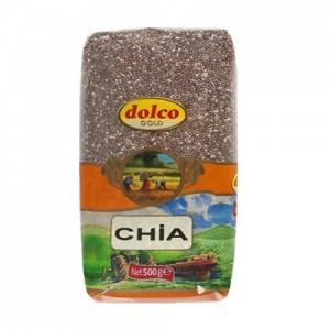 DOLCO GOLD CHİA TOHUMU 500GR.