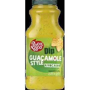 GUACAMOLE SOS 2,05 KG
